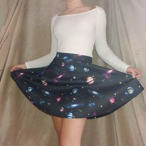 Space Planetary Skirt